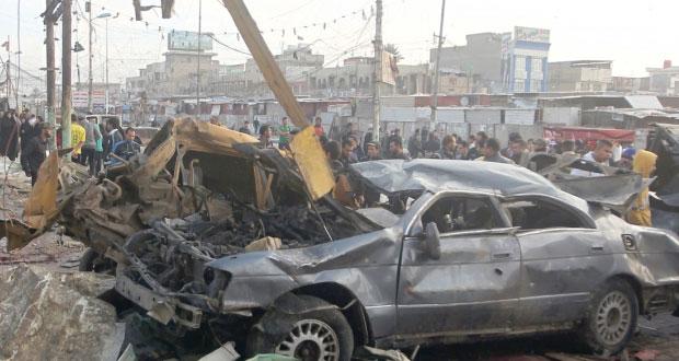 العراق: مقتل وإصابة 22 من (داعش) .. وفرنسا تكثف الغارات