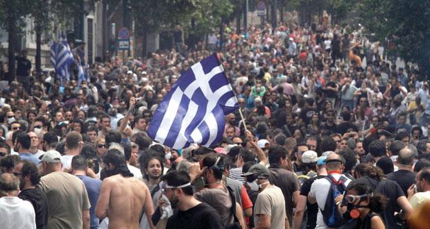 خطة الإنقاذ الأوروبية.. هل كانت كافية ليسترد الاقتصاد اليوناني عافيته؟