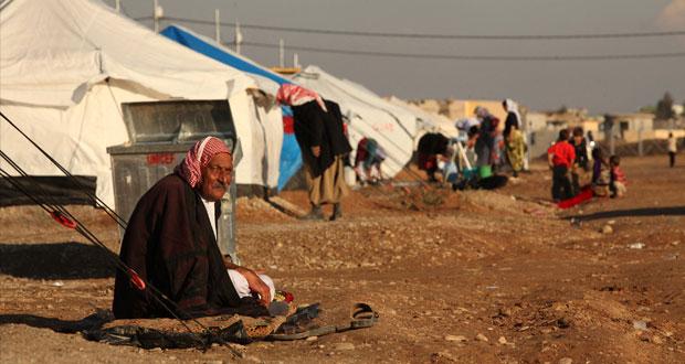العراق: مقتل 16 جنديا في هجوم لداعش على الحدود مع سوريا