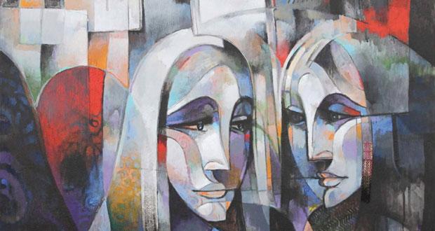 """""""حنين"""" معرض للفنانين العمانيين موسى عمر وإدريس الهوتي بصالة سـتال للفنون .. اليوم"""