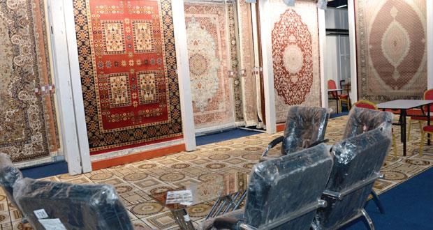 إسدال الستار على معرض المنتجات الإيرانية بمركز عمان الدولي للمعارض