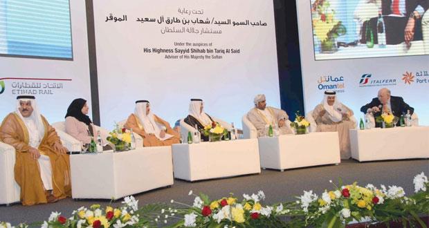 مؤتمر توطين صناعات السكك الحديدية والمترو الخليجي يبحث آلية الاستفادة من الفرص الاجتماعية والاقتصادية بمشاركة 500 شخصة من 25 دولة