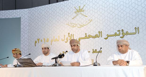 أكثر من 34.6 مليون ريال عماني إجمالي القروض المعتمدة من (الرفد) في 2014