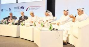 مؤتمر توطين صناعات السكك الحديدية والمترو الخليجي يوصي بوضع استراتيجية شاملة لتكامل مشاريع السكك الحديدية والمترو ضمن منظومة النقل الشامل