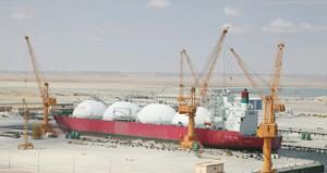 غدا.. (عمان للحوض الجاف) تحتفل بتسليم السفينة رقم 300