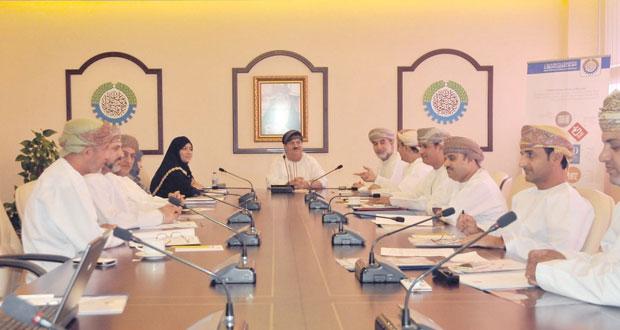 لجنة التعليم بالغرفة تناقش الصعوبات التي تواجهها الحلول والآليات لمساعدة المعاهد التدريبية والمدارس والكليات والجامعات الخاصة