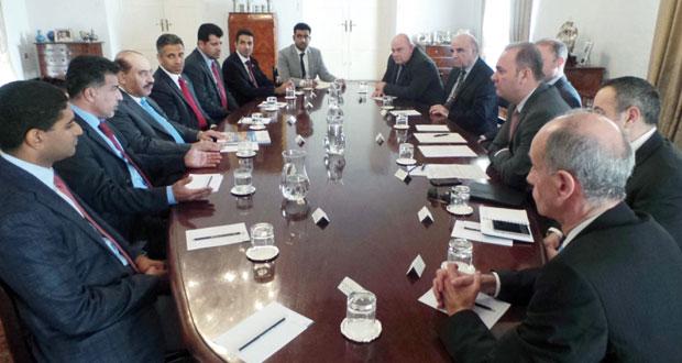 وفد تجاري عماني يختتم زيارته لجمهورية مالطا