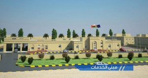 اليوم .. افتتاح مبنى خدمات الشرطة بولاية شناص