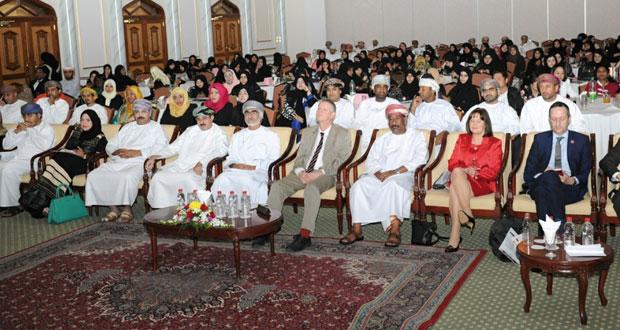 افتتاح فعاليات الملتقى الطلابي الأول لبرامج البكالوريوس بنادي الشفق بالعذيبة
