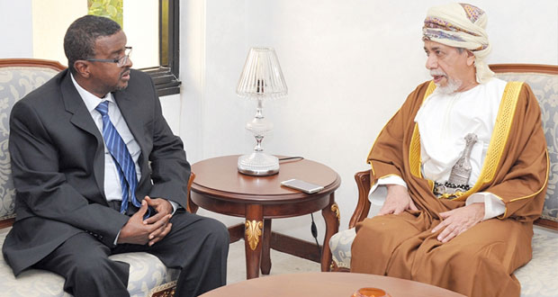 بحث التعاون الثنائي بين السلطنة وجيبوتي