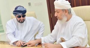 السالمي يدشن مشروع الموقع الإلكتروني لتعليم القرآن الكريم عن بُعد