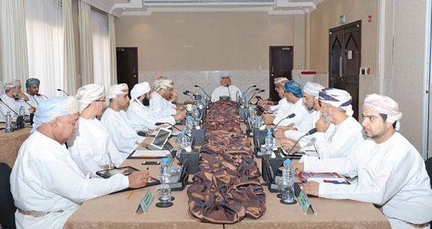 هيئة مجلس البحث العلمي تستعرض عددا من الموضوعات في اجتماعها الأول لهذا العام