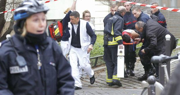 فرنسا: 12 قتيلا بهجوم على مقر (شارلي أبيدو) وإعلان حالة الإنذار القصوى