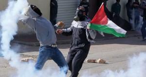 الاحتلال يقمع مسيرات الضفة ويصيب عشرات الفلسطينيين