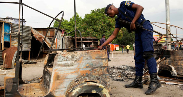 الكونغو: مقتل 40 متظاهرا خلال احتجاجات على تمديد رئاسة كابيلا