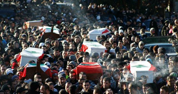 لبنان: (انتحاريان) يحصدان 9 قتلى في (جبل محسن) والجيش يتعرف على هوية المنفذين
