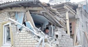 أوكرانيا: الإنفصاليون يصعدون هجومهم على مطار (دونيتسك)