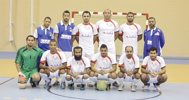 في أولمبياد عمانتل.. فريقا مسقط (1) ومسقط (2) إلى نهائي مسابقة كرة القدم