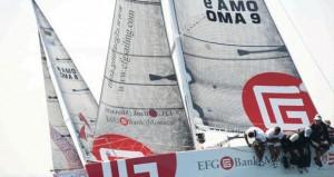 في سباق الطواف العربي للإبحار الشراعي.. فريق بنك إي.أف.جي موناكو جاهز للدفاع عن لقبه