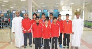 بعثة الاتحاد العماني للتنس تطير إلى الكويت للمشاركة في بطولة كأس الخليج