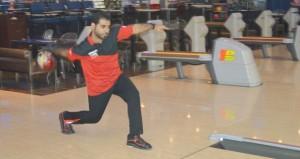 في افتتاح آسيوية البولينج..البوسعيدي يحقق المركز التاسع بين 125 لاعبا في منافسات الفردي