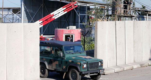 لبنان: عملية أمنية بـ (رومية) وتصميم على تنظيم دخول السوريين