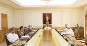 شهاب بن طارق يترأس اجتماع اللجنة العليا لمشروع جامعة عُمان
