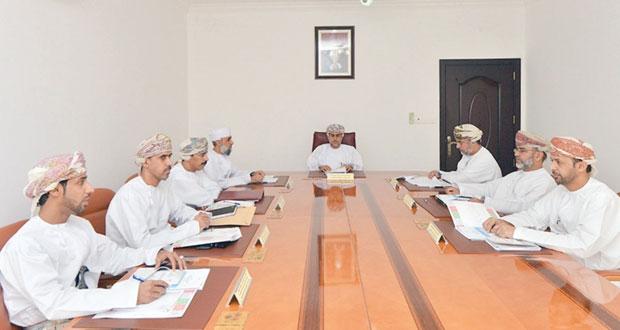 اجتماع اللجنة العليا لانتخابات مجلس الشورى للفترة الثامنة