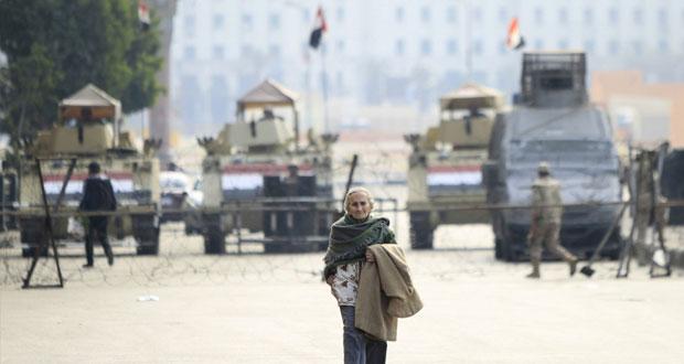 مصر: 3 قتلى بينهم اثنان حاولا زراعة (ناسفة) وإصابة عدد من رجال الشرطة
