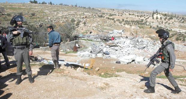 """"""" الإضراب """" يعم الداخل الفلسطيني والاحتلال يواصل اعتقالاته"""