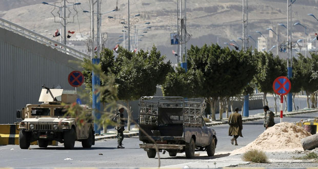 اليمن: التوتر يسيطر على صنعاء مع استمرار حصار القصر الجمهوري