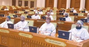 وزير الإعلام يلقي بيانا ويرد على أسئلة واستفسارات أعضاء مجلس الشورى