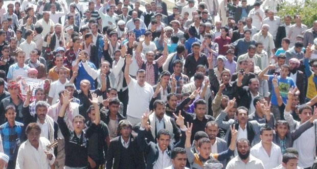 اليمن ينتظر خطاب هادي من عدن والأمم المتحدة تنأى بنفسها عن مغادرته صنعاء