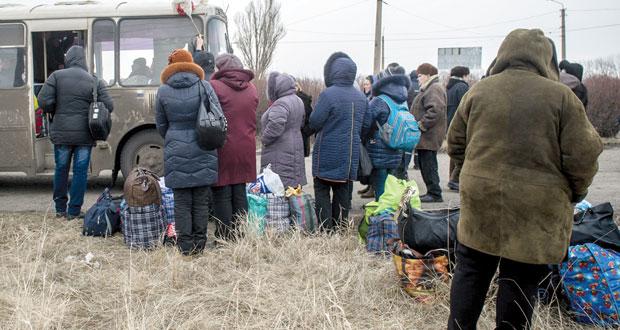 أوكرانيا: (الناتو) ينشر قواته وروسيا تستدعي الاحتياط