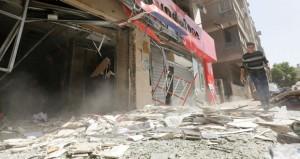 مصر: قتيل في 4 تفجيرات إرهابية