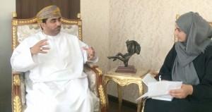 محمد الفيروز بشفافية وصراحة لـ الوطن الرياضى