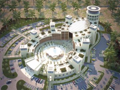 """المنطقة الحرة بصلالة توقع اتفاقية تطوير البنى الأساسية والمرافق بتكلفة """"15″ مليون ريال لاستغلال """"212″ هكتار لتوطين الاستثمارات"""