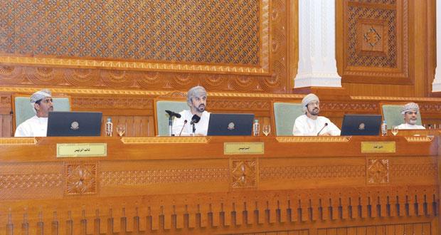 (الشورى) يقر تعديل قانون مجلس المناقصات وتقرير لجنة تقصي الحقائق لخدمات الكهرباء والمياه