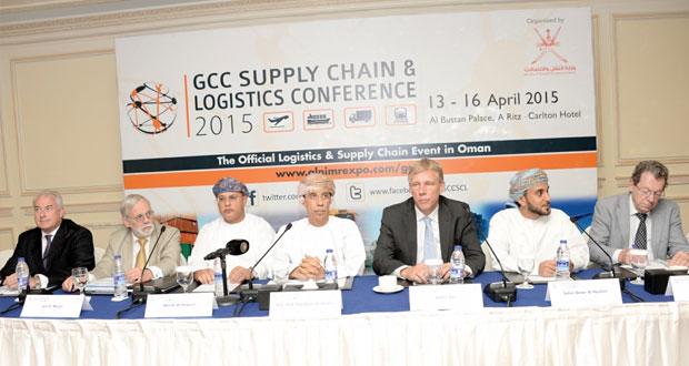 ابريل المقبل.. السلطنة تستضيف المؤتمر الخليجي لسلسلة التوريدات والخدمات اللوجستية في نسخته الثانية