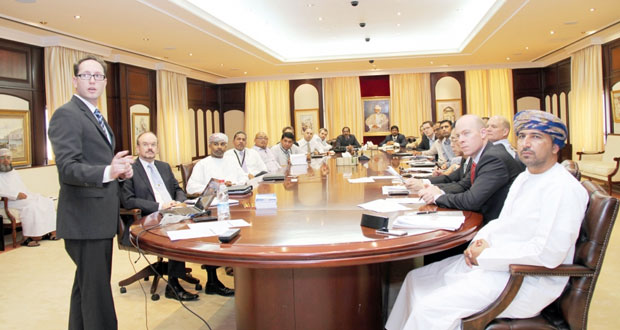 المجلس الأعلى للتخطيط يبحث مع القطاع الخاص فرص التأهيل المسبق لإدارة الميناء البري بالمنطقة اللوجستية