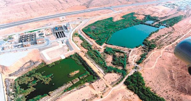 2.5 مليار ريال عماني تكلفة مشروع ربط شبكة الصرف الصحي .. و45% تغطية محافظة مسقط بنهاية العام الجاري