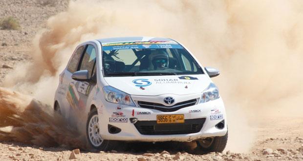 غدا.. انطلاق فعاليات الجولة الأولى لرالي عمان 2015م .. منافسة قوية منتظرة بين المتسابقين وعودة بعض الأسماء للرالي