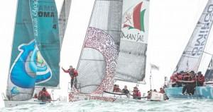 طواقم القوارب يتأقلمون على كثير من التحديات قبل الوصول إلى الدوحة