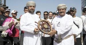 فوز فريق إي.أف.جي بأول مرحلة من مراحل الطواف العربي للإبحار الشراعي