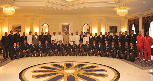 الفريق الوطني للرماية يختتم مشاركته في البطولة الدولية العسكرية ببروناي