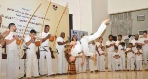 ختام ناجح ومثير لمنافسات بطولة الكابويرا 2015