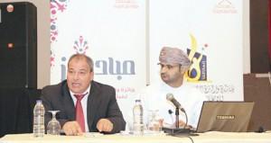 اللجنة المشرفة على جائزة وزارة الشؤون الرياضية (إنجازاتنا ) تستعد لعمل جولة جديدة من الزيارات التعريفية