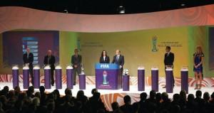 في مونديال العالم للشباب : قطر في مجموعة البرتغال وكولومبيا ورابع إفريقيا