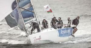 الطواف العربي للإبحار الشراعى يفرد أشرعة القوارب نحو دوحة الخليج