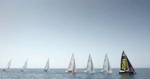 فريق ديلفت تشالنج الطلابي يفوز بالمرحلة الثانية لسباق الطواف العربي للإبحار الشراعي